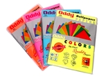 Oddy A4 Size Yellow Color Paper For Laser Jet & Inkjet CL75A4100_Y