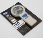 Solo LM 777 LED Magnifier - White