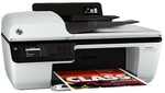 HP 2645  Deskjet Printers Ink Advantage All-in-One Printer Up To 1000 Pages