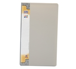 Solo BC 801 Business Cards Holder - 120 Cards (Grey)