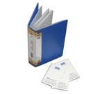 Solo BC 802 Business Cards Holder - 240Cards (Blue)
