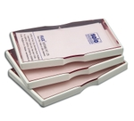 Solo BC 001 Business Card Pocket Case (Transparent Pink)