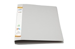 Solo RB 406 Student's Ring Binder (17mm Ring)-Grey