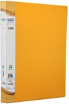 Solo RB 406 Student's Ring Binder (17mm Ring)-Tango Yellow