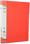 Solo RB 406 Student's Ring Binder (17mm Ring)-Tango Red