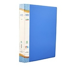 Solo RB 406 Student's Ring Binder (17mm Ring)-Tango Blue
