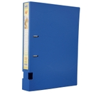 Solo MK 415 Ring Binder-2-D-Ring (40 Mm Ring, Rado Lock)-Wave Blue