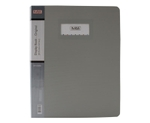 Saya SY-330A Light-Grey A4 Size Display Book 30 Pockets
