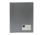 Saya SY-CF801 Metallic-Grey A4 Size Conference Display File With Pad