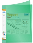 Solo RF 101 Report File A4 - Super Line Transparent Green
