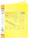 Solo RF 101 Report File A4 - Super Line Transparent Yellow