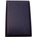 Sukesh Craft Black Leather Display File