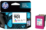HP 901 Multi-color Ink Cartridge CC656AA