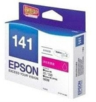 Epson T1413-141 C13T141390 Magenta Ink Cartridge (Page Yield : 425 Pages)