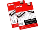 Oddy TP95FS100 95 GSM Tracing Butter Paper 100 Sheets