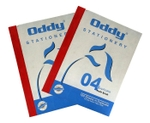 Oddy DNB-04 1/4 Duplicate Note Book 100 Sets (Set Of 4)