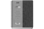 Solo NB 505 Premium Note Book (160 Pages) B5 - Black