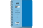 Solo NA 403 Premium Note Book (160 Pages) 28*21.5cm - Blue