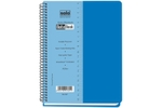 Solo NA 501 Premium Note Book (160 Pages) A5 - Blue