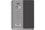 Solo NA 501 Premium Note Book (160 Pages) A5 - Black