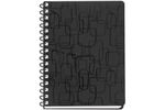 Solo NB 561 Note Book (120 Pages) B5 - Black