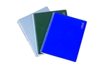 Oddy 1/4 Spiral Paper Note Pad 40 Sheets Set Of 10 Pads SPA440