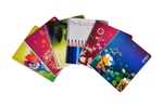 Oddy 1/8 Spiral Paper Note Pad 80 Sheets Set Of 10 Pads SP3380 5S