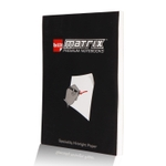Bilt Matrix Memo Pad A6 Unruled - 150 Pages
