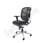Swift CEO Chair Black Color SD- 02