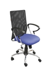 Swift Net Chair Blue And Black Color SM 510