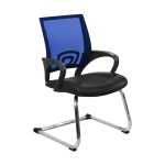 Swift Net Chair Blue And Black Color SM 515