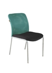 Swift Net Chair Green And Black Color SM 521