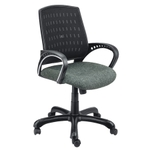 Swift Net Chair Black And Grey Color SM 530