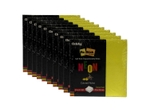 Oddy Re-Stick 4 Colors Paper Neon In 1 Pad (Set Of 10)