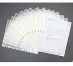 Solo SP 101 (A4 Transparent Clear) Sheet Protector