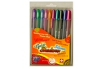 SAKURA XPGB-GS Assorted Gelly Roll Glaze Gel Pen Pack Of 10