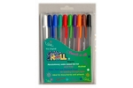SAKURA XPGB-R Assorted Gelly Roll Regular Gel Pen Pack Of 10