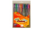 SAKURA XPGB-S Assorted Gelly Stardust Gel Pen Pack Of 10