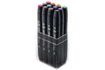 Shinhan Paint Marker Assorted Colour Set Of 12 Pcs M-12