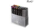Shinhan Paint Marker Assorted Colour Set Of 24 Pcs TMS-24