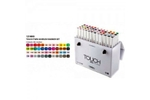Shinhan Brush Marker Assorted Colour Set Of 48 Pcs TMB-48