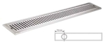 Jayna Cartier 125 X 600 X 30 Mm Shower Channel - CSC 13