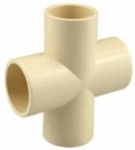 Astral Pipes 20 Mm Cross Tee - M012112402