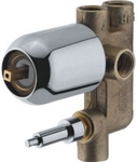 Jaquar Allied Concealed Three Way Diverter - ALD-193