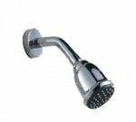 Parryware Single Flow Overhead Shower With Shower Arm T9977A1
