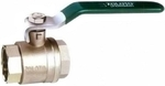 Zoloto 80 Mm Full Bore Forged Brass Ball Valve 1008B