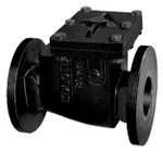 Zoloto 100 Mm Flanged Ends Non Return Valve - 1083
