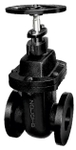 Zoloto 80 Mm Flanged Ends Cast Iron Sluice Valve - 1079B