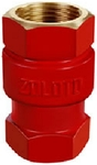 Zoloto 25 Mm Bronze Vertical Check Valve 1009.0
