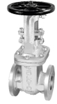 Zoloto 80 Mm Flanged Ends Cast Steel Gate Valve - 1077
